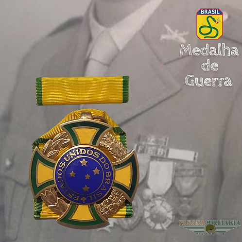 Medalha de Guerra - 2ª Guerra Mundial