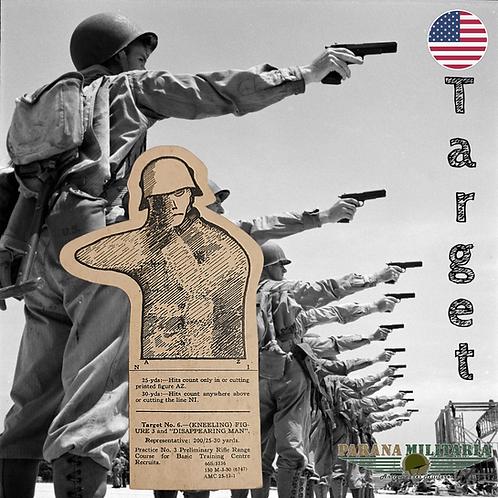 Alvo de treinamento – 2ª Guerra mundial