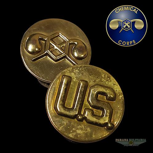 """Chemical Corps """"Químico"""" - 2ª Guerra Mundial"""