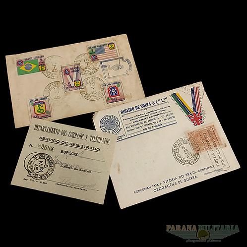 Envelopes FEB 1945 - lote 7