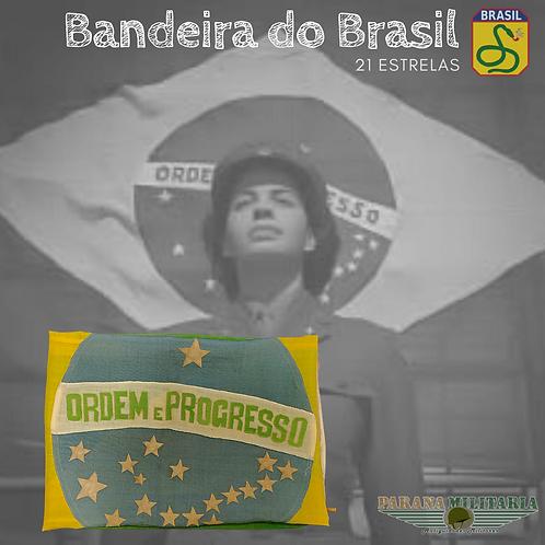 Bandeira do Brasil - 2ª Guerra Mundial