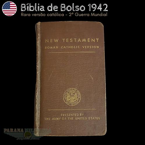 Bíblia de bolso, Católica 1942 - 2ª Guerra Mundial