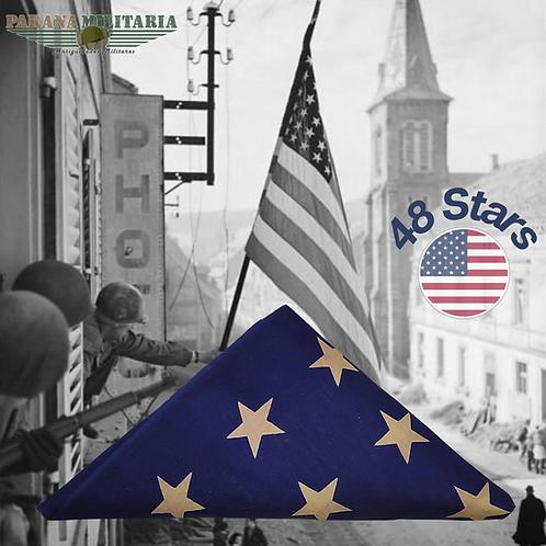 Bandeira 48 estrelas - 2ª Guerra Mundial