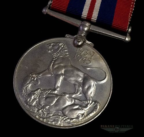 Medalha de Guerra 1939 1945 - 2ª Guerra Mundial