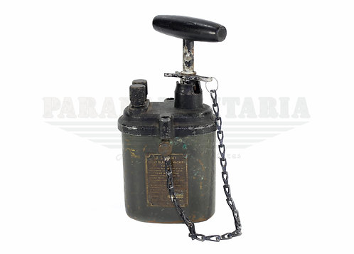 Raro Blasting Machine EUA - 2ª Guerra Mundial