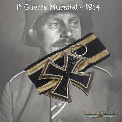 Cruz de Ferro 1914 - 1ª Guerra Mundial