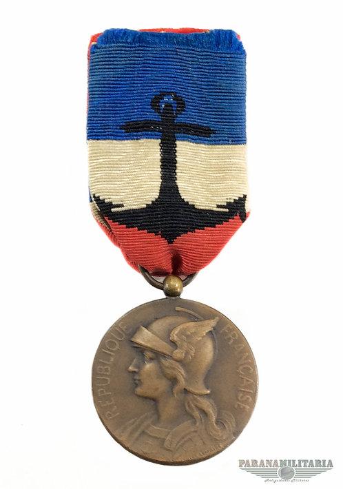 Medalha de Honra da Marinha Nacional Francesa -1ª Guerra Mundial
