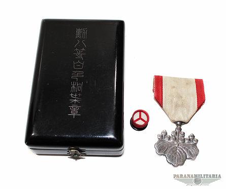Ordem do Sol Nascente 8º grau - 2ª Guerra Mundial