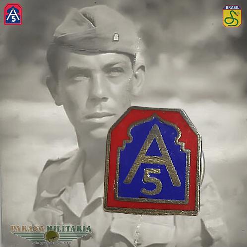 Pin 5ª exército Americano e FEB - 2ª Guerra mundial