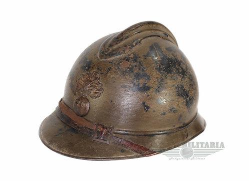 Capacete M15 Francês Legião Estrangeira – 1ª Guerra Mundial
