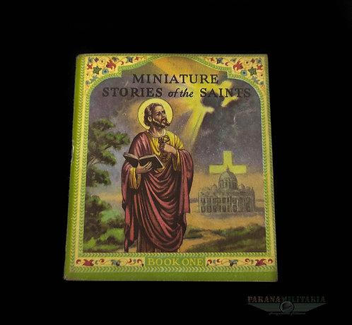 Bíblia Infantil história dos santos 1943 2ª Guerra Mundial