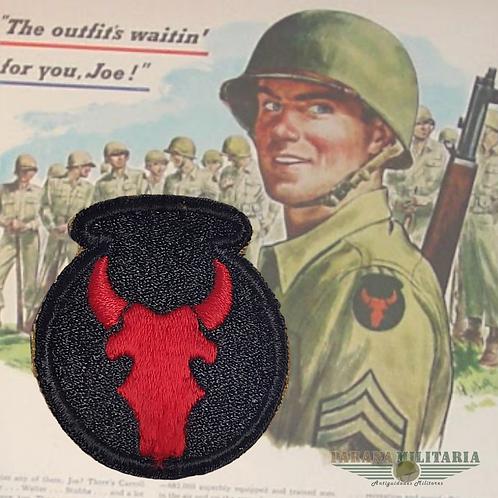 Patch da 34ª Divisão de Infantaria – 2ª Guerra Mundial
