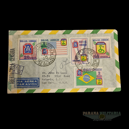 Envelope FEB 1945 - lote11