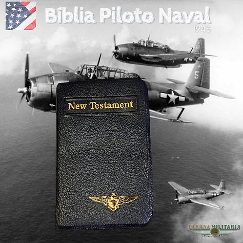 Rara Bíblia de Aviador Naval - 1943