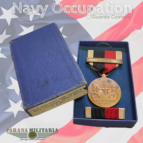 Medalha de Serviço de Ocupação da Marinha 2ª Guerra Mundial
