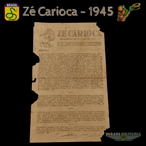 Jornal Zé carioca - 2ª Guerra Mundial