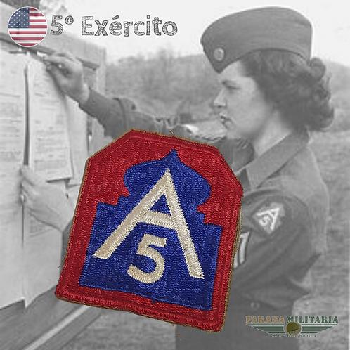 Patch 5º Exército - 2ª Guerra Mundial