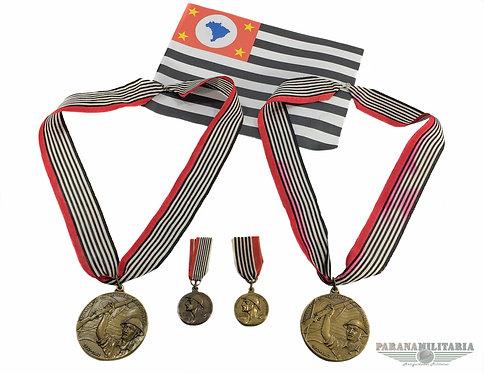 Medalhas Revolução Constitucionalista de 1932
