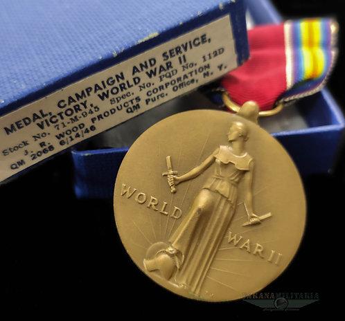 Medalha da Vitória - 2ª Guerra Mundial