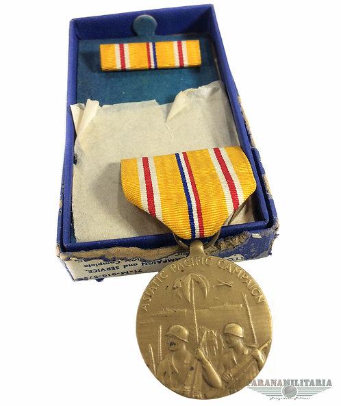 Medalha Campanha Pacífico - 2ª Guerra Mundial