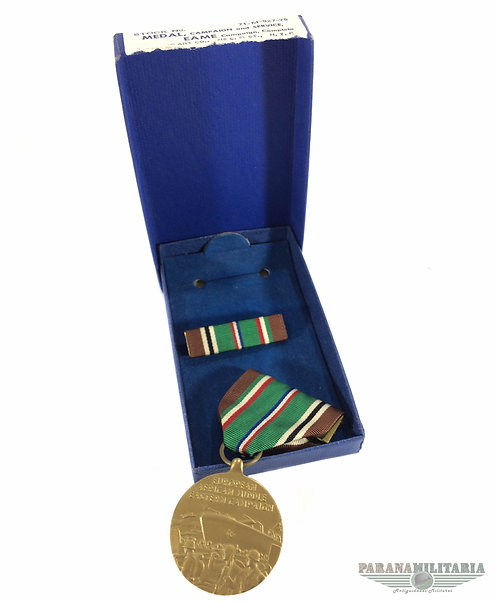 Medalha Campanha Leste Europeu - 2ª Guerra Mundial