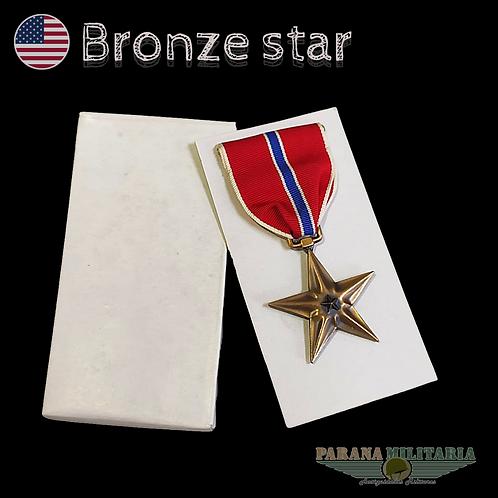 Estrela de Bronze  - 2ª Guerra Mundial