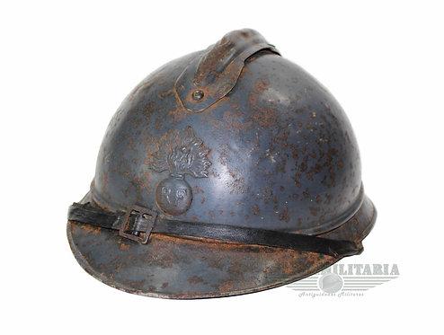 Capacete M15 Francês Infantaria – 1ª Guerra Mundial