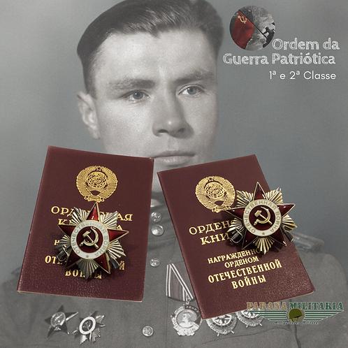 Ordem da Guerra Patriótica – 2ª Guerra Mundial