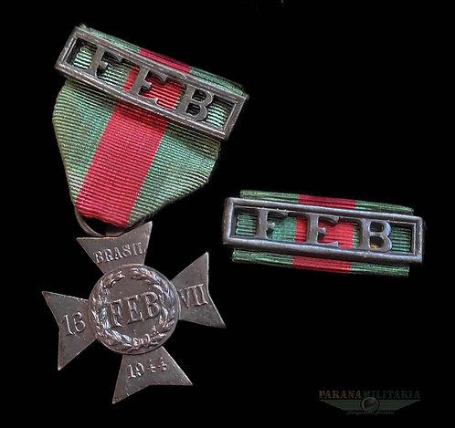 Medalha de Campanha Da Feb 2ª Guerra Mundial 1944
