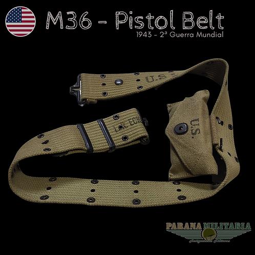 Cinto M36 – 2ª Guerra Mundial