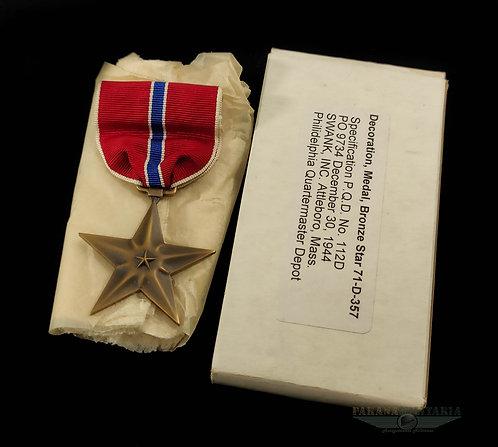 Estrela de Bronze 1944 - 2ª Guerra Mundial