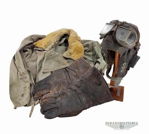 Traje de Voo RAF Piloto de Spitfire - 2ª Guerra Mundial