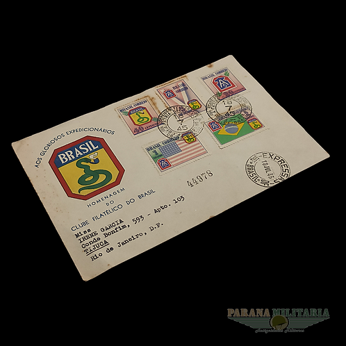 Envelope FEB 1945 - lote 3