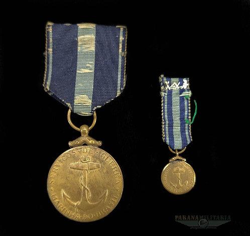 Medalha de Serviços de Guerra – 2ª Guerra Mundial