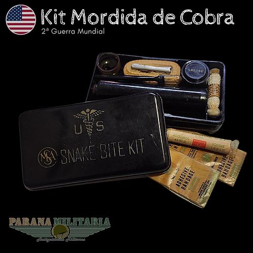 Raríssimo Kit mordida de Cobra – 2ª Guerra Mundial