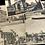 Thumbnail: Lote 5 Cartões-postais de Roma - 2ª Guerra Mundial