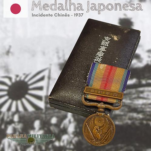 Medalha Incidente Chinês - 2ª Guerra Mundial