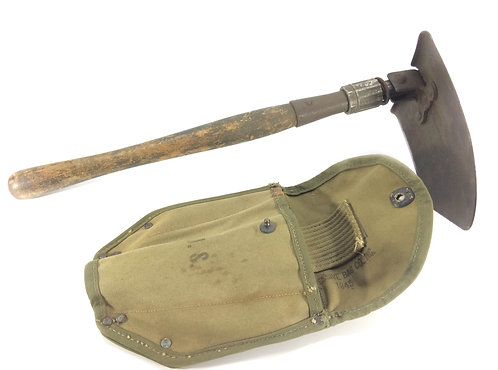 Pá de Trincheira Americana - 2ª Guerra Mundial