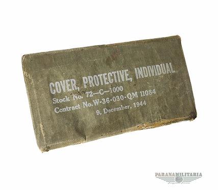 Capa de proteção individual – 2ª Guerra Mundial