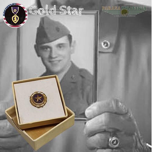 Estrela de Ouro  - 2ª Guerra Mundial