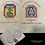 Thumbnail: Envelopes FEB e 5º Exército 1945 - lote 1