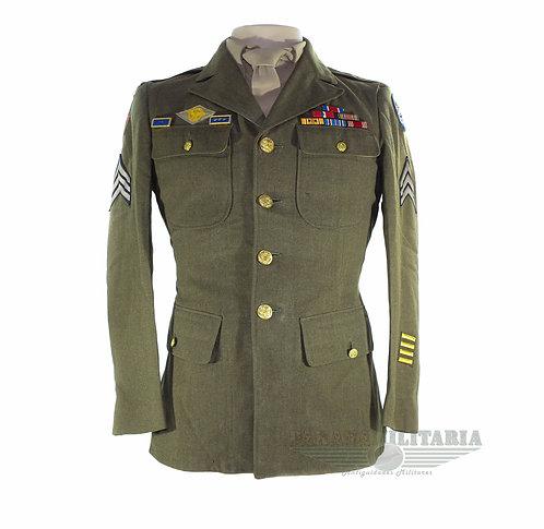 Four Pocket Tunic Força Aérea Americana 2ª Guerra Mundial