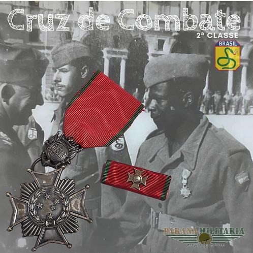 Cruz de Combate 2ª Classe - 2ª Guerra Mundial