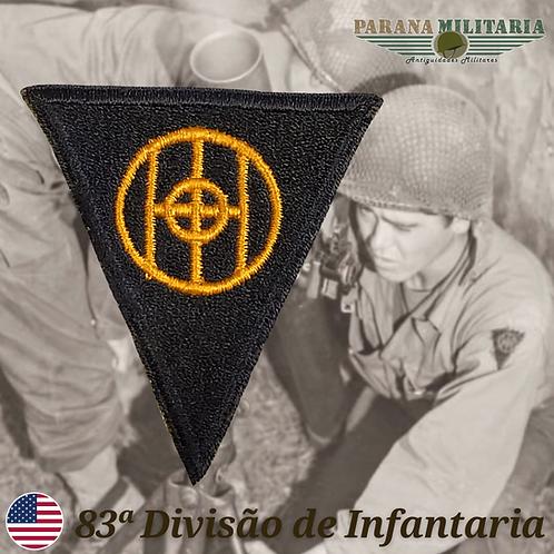 Patch 83ª Divisão de Infantaria – 2ª Guerra Mundial