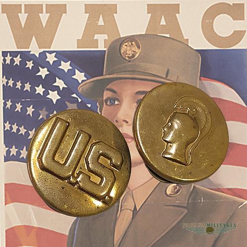 WAC Collar Disc  - 2ª Guerra Mundial