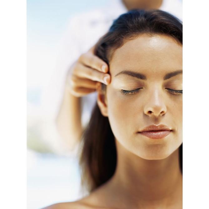 6 Benefits of Indian Head Massage