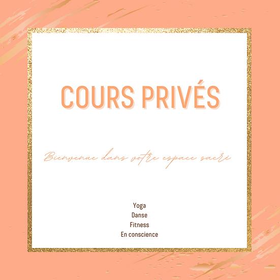 Cours Privés