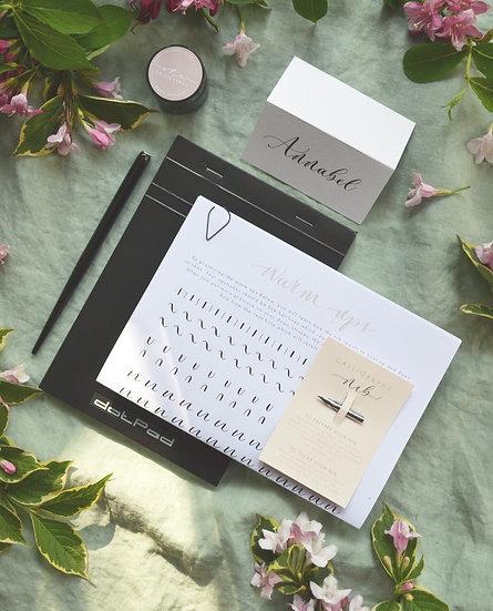 Beginners Modern Calligraphy Kit