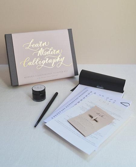 Luxury Calligraphy Gift Box