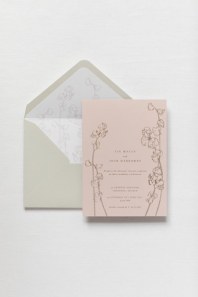 SWEETPEA COLLECTION SAMPLES